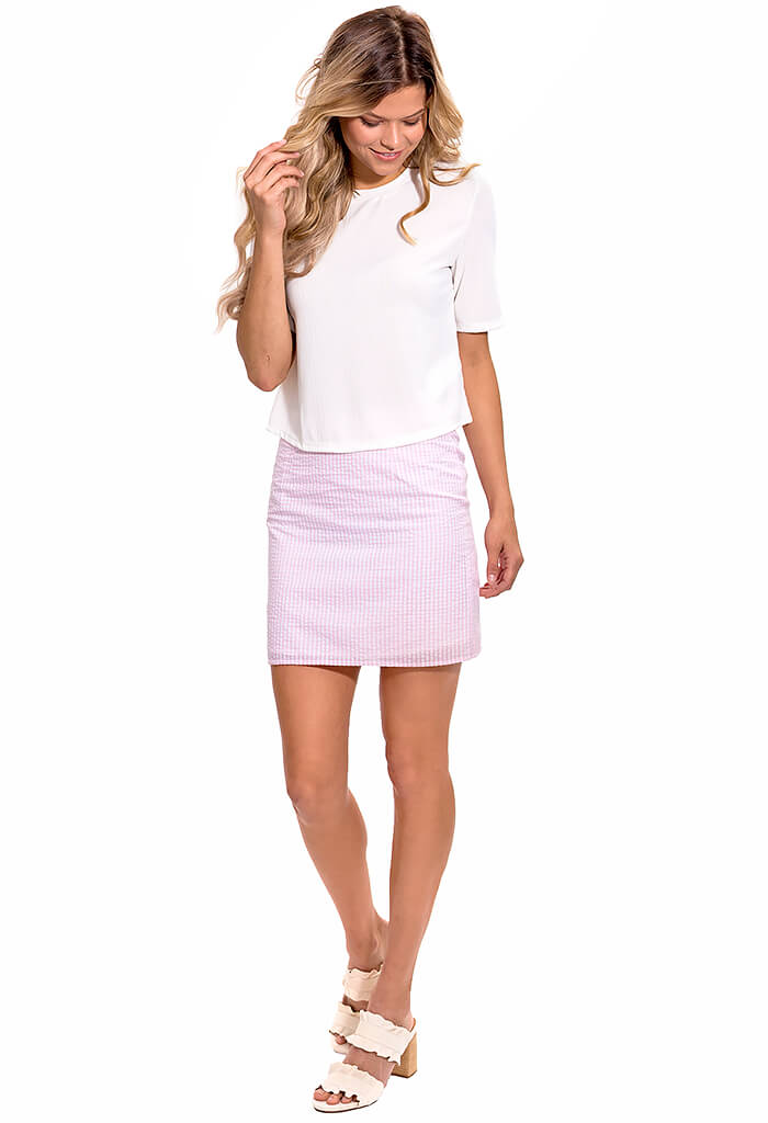 Minkpink Gables Skirt