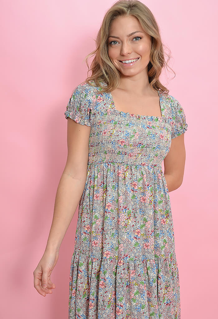 Buddy Love Hattie Dress in Woodstock