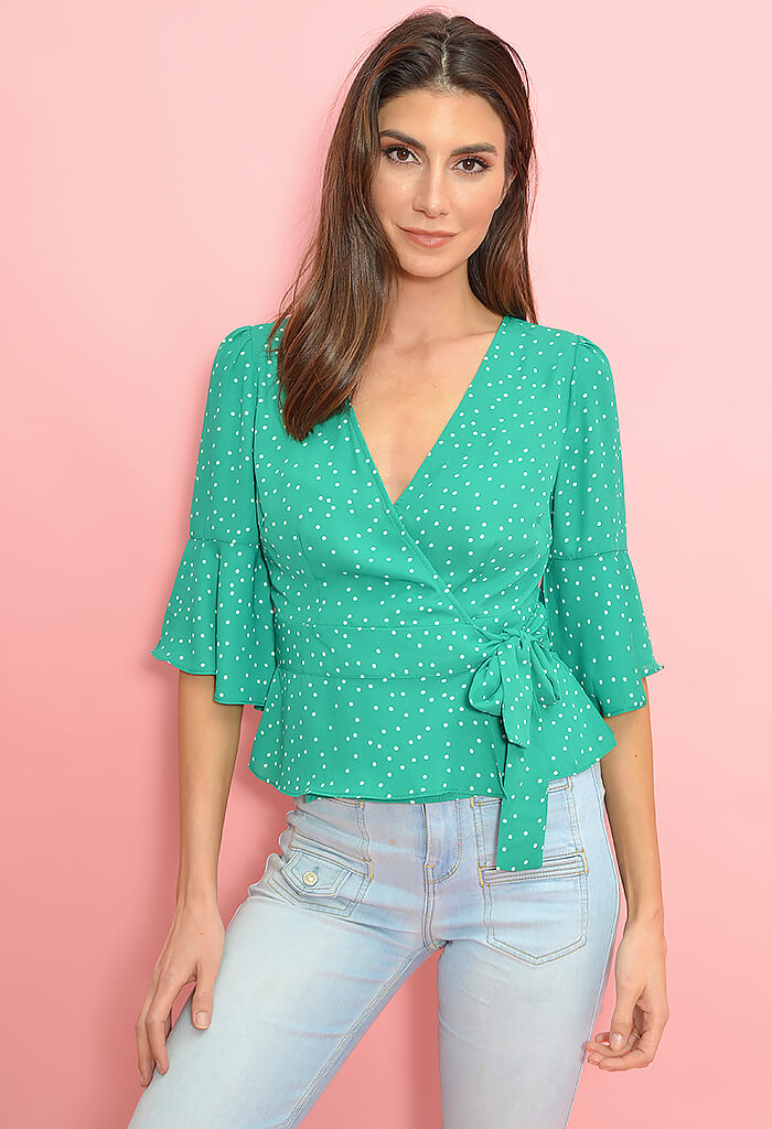 Dotty By Nature Blouse