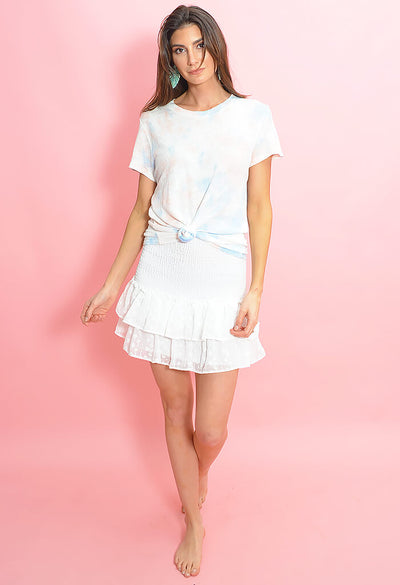 Girl Meets Ruffles Skirt