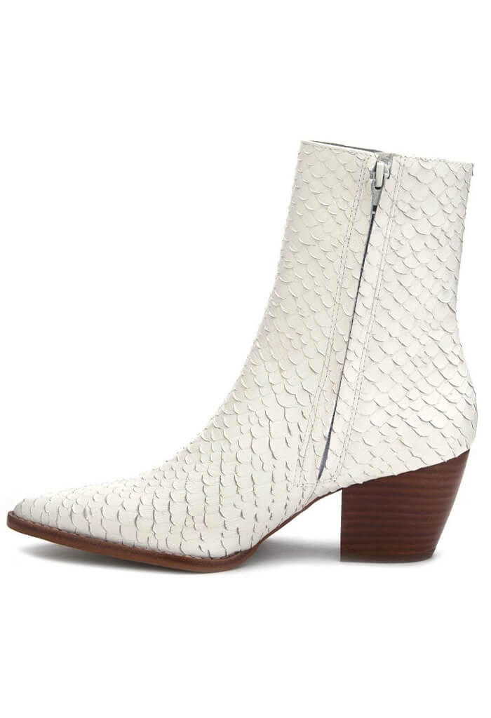 Matisse Caty Boot in White Snake