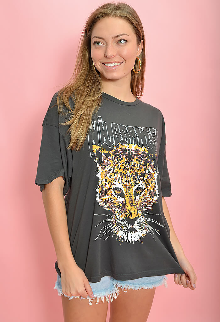 Minkpink Fierce Wilderness Tee