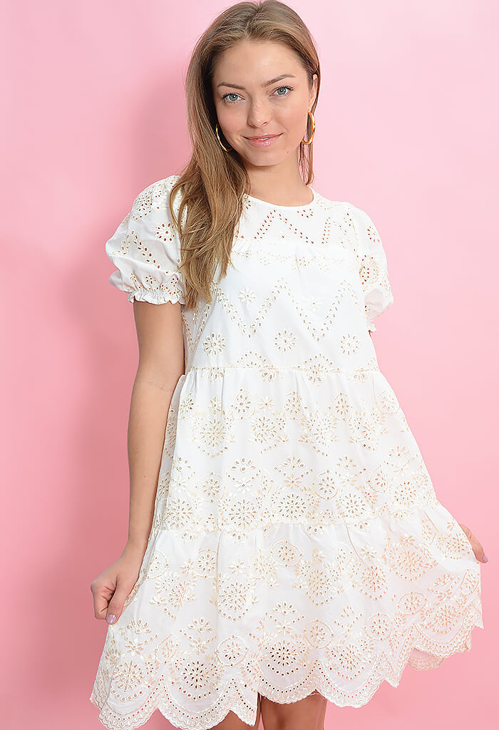 Moon River Juliet Dress