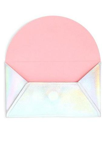 Bando ALL BUSINESS CARD HOLDER - HOLOGRAPHIC