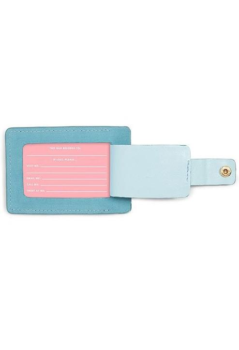 bando THE GETAWAY LUGGAGE TAG - First Class