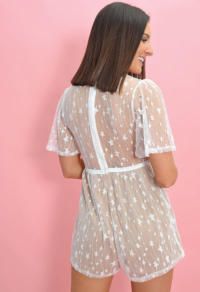 Starlight Romper