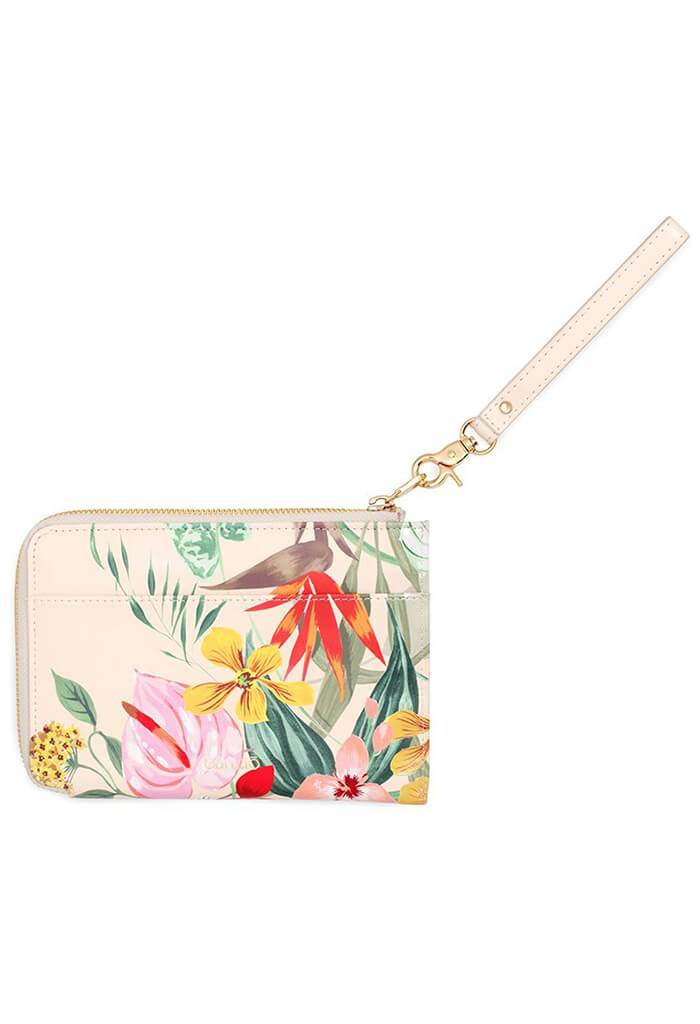 ban.do THE GETAWAY TRAVEL CLUTCH - PARADISO