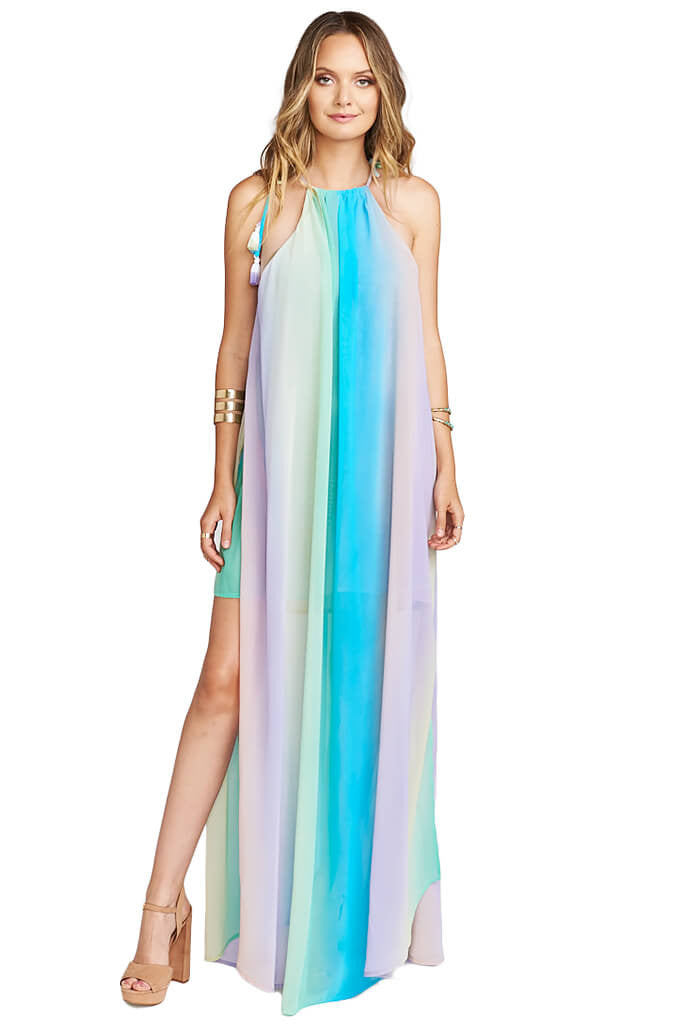 Show Me Your Mumu Rochester Maxi Dress Whimsy Wonder-front