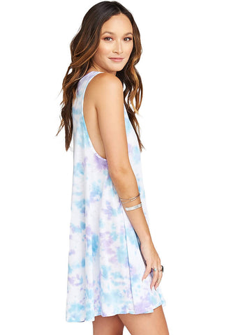 Grayson Tunic - Mermaid Dreams Tie Dye