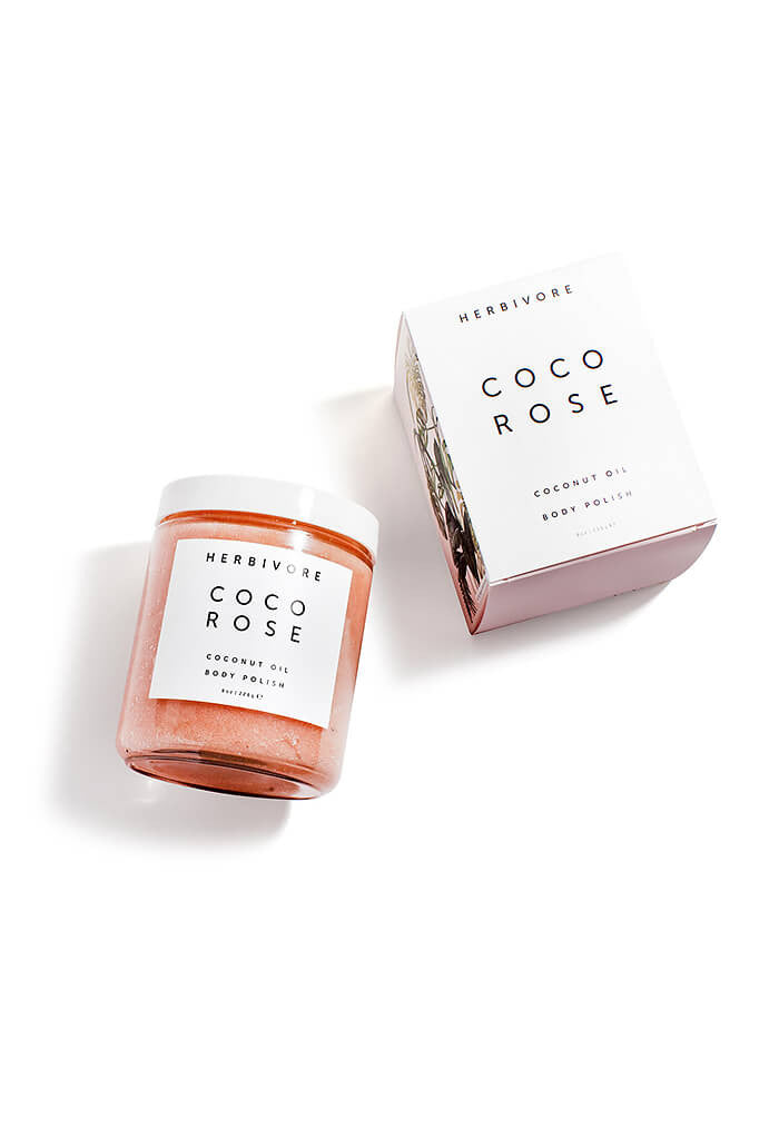Herbivore Coco Rose Body Polish-front