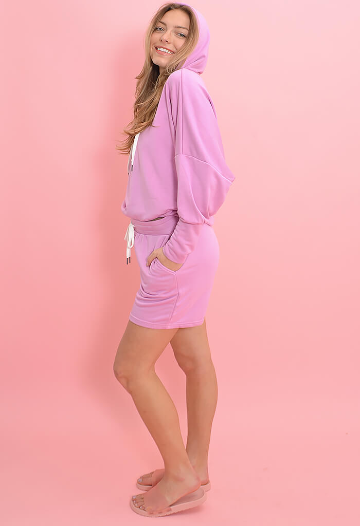 BB Dakota Go Long Short-Lilac