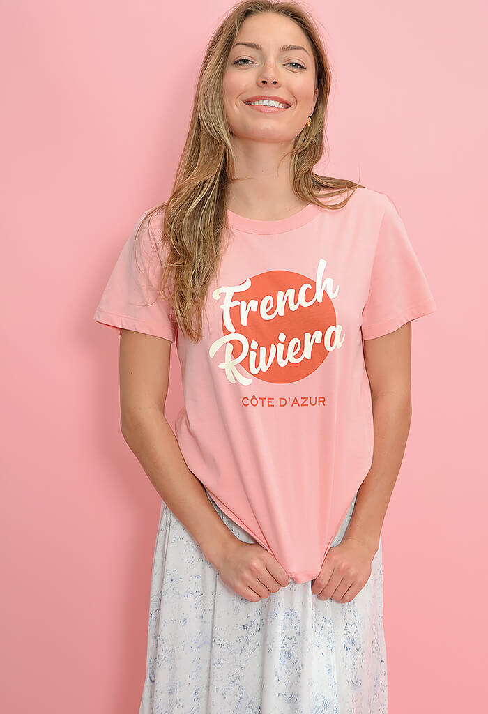 South Parade French Riviera Tee
