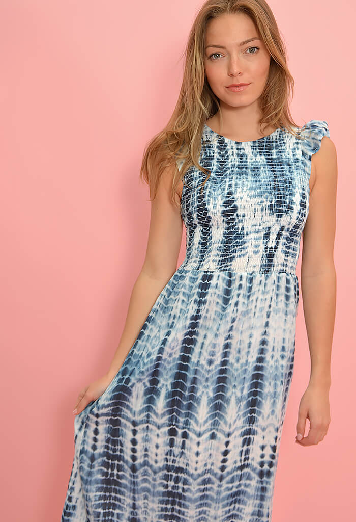THML Seaside Midi Dress