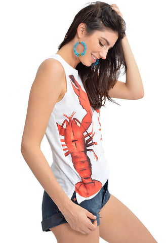 Rock Lobster Muscle Tee