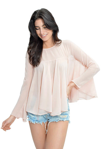 Wonder Blush Top