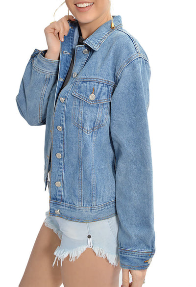 Blu Pepper Babysitters Club Denim Jacket