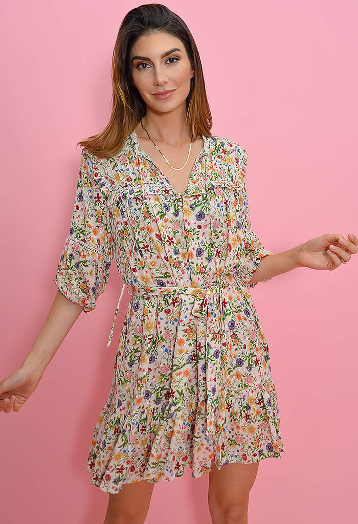 KK Bloom Floral Fields Dress