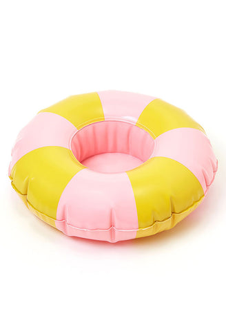 float on drink floaties - beverly stripe