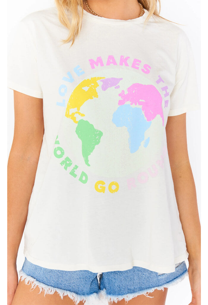 Show Me Your Mumu Thomas Tee-World Graphic