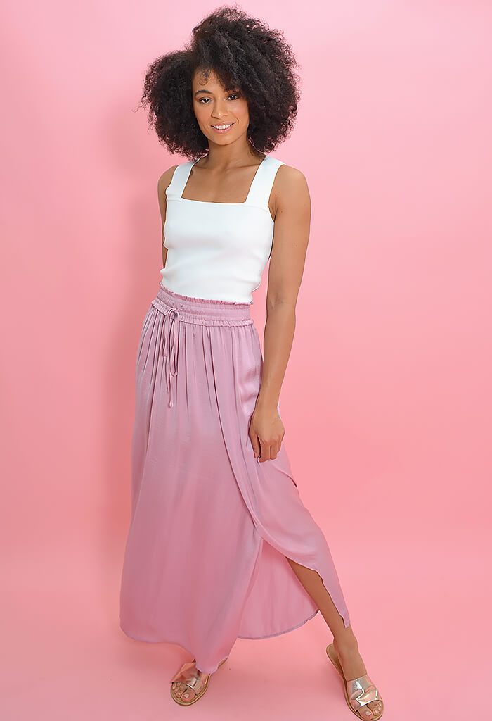 KK Bloom Fairytale Maxi Skirt