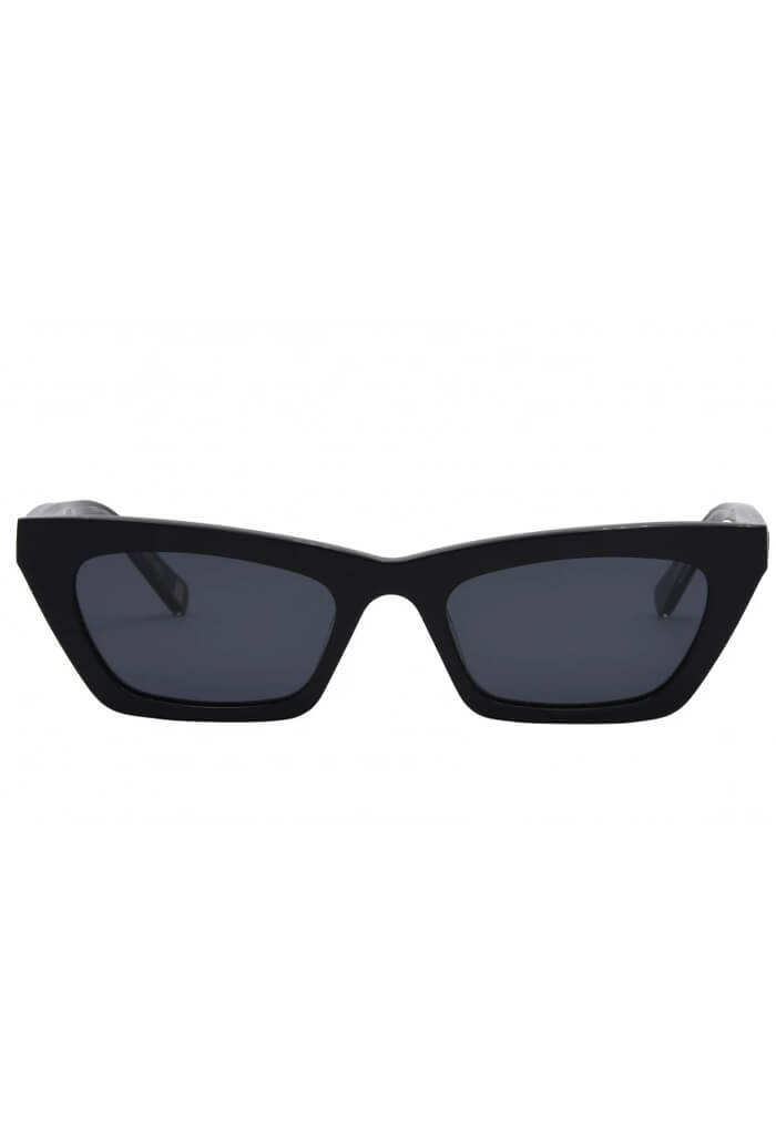 ISEA Sunglasses Sea Siren-Black Smoke