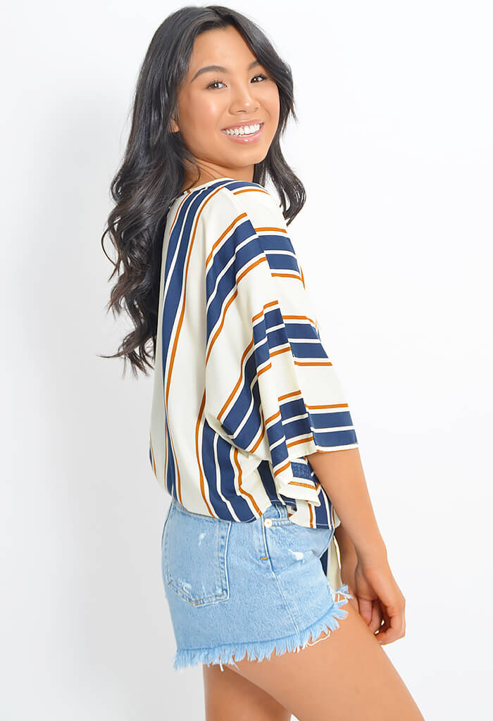 Sedona Striped Top