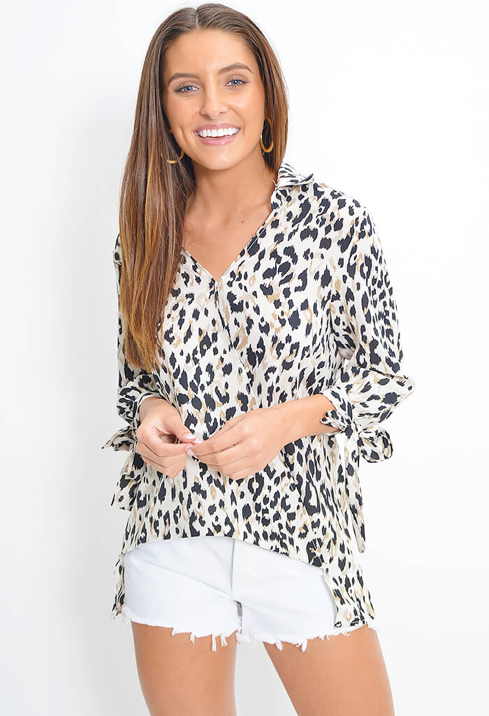 Night Prowl Blouse