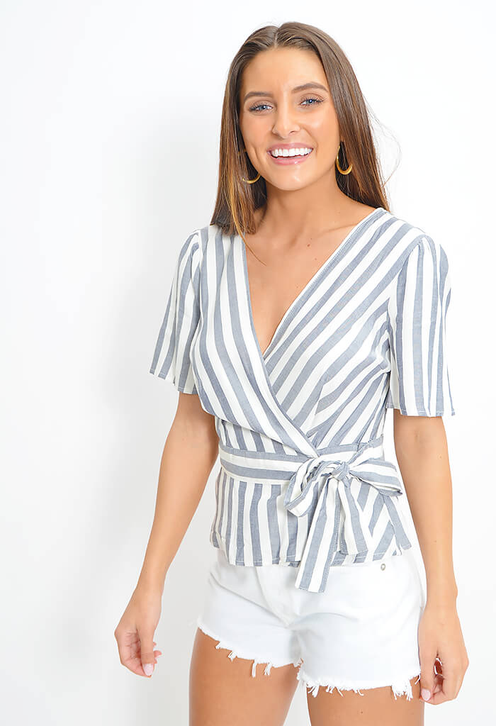 Wrappers Delight Wrap Top