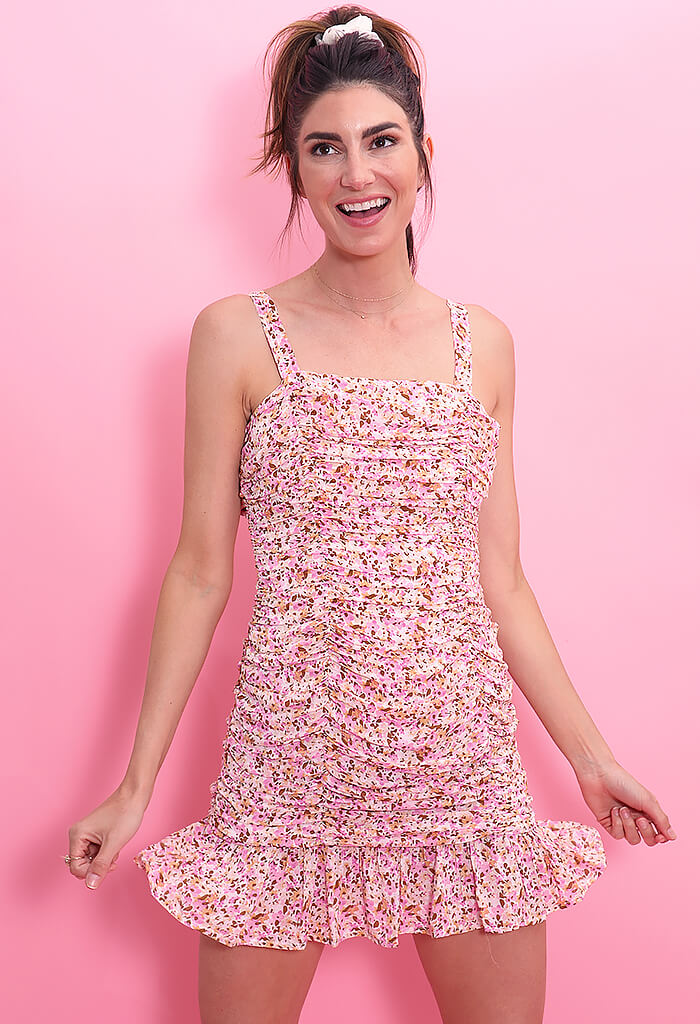 Minkpink Delphine Little Darling Dress