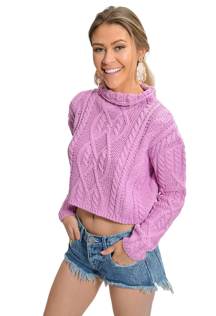 Coco Pink Sweater