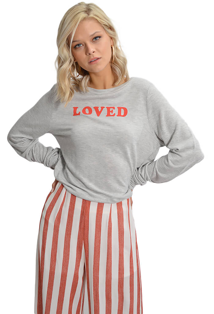 Loved Sweater