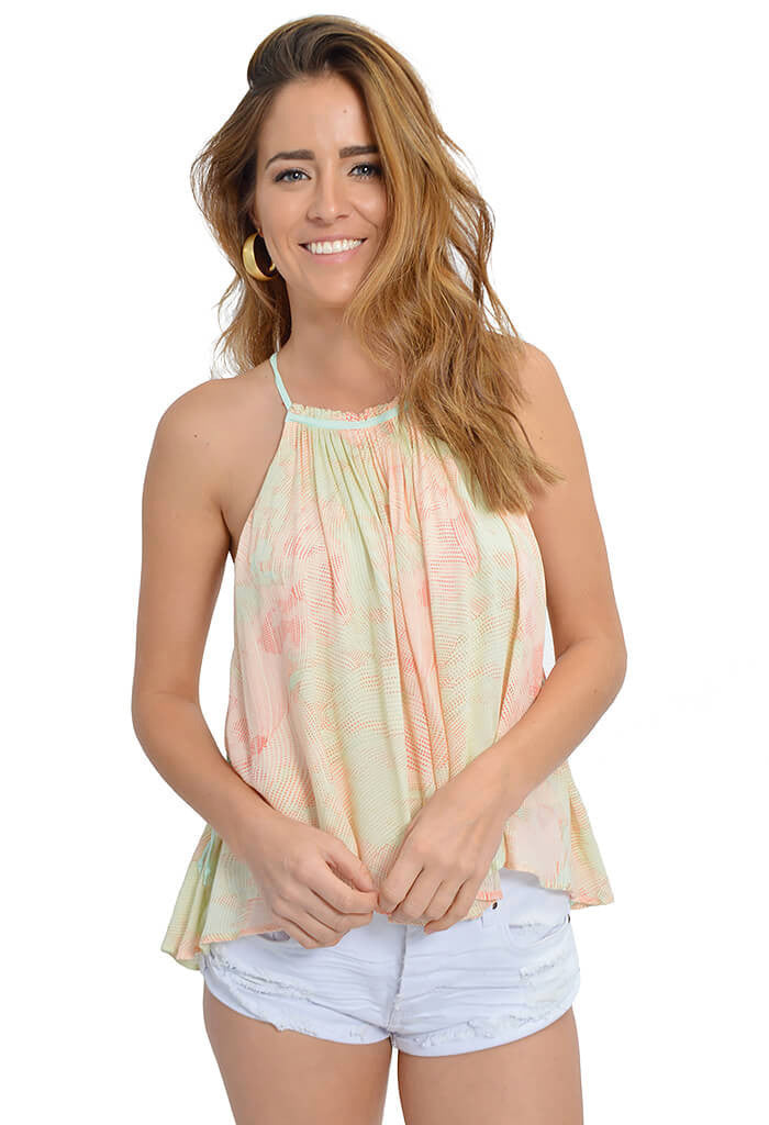 Free People Season in the Sun Tank-front