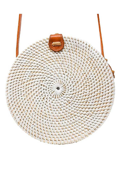 Camilla Bag-White