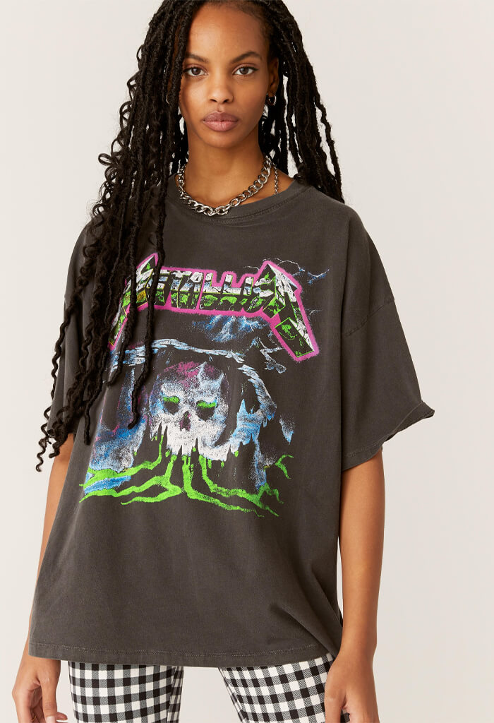 Daydreamer Metallica Creeping Death Tee