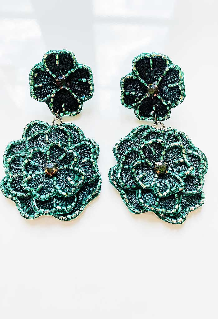 French Blossom Earrings