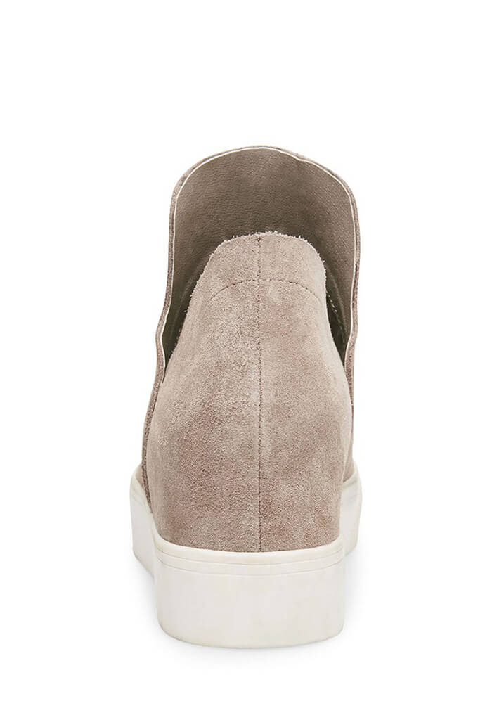 Wrangler Taupe Suede