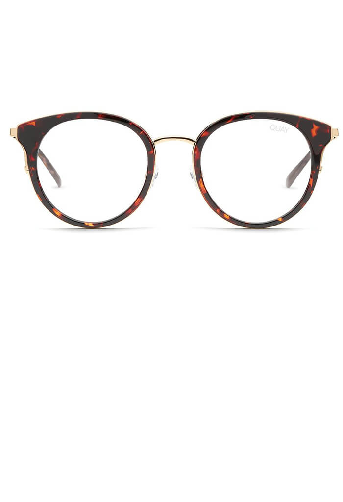 Cryptic Blue Light Glasses in Tortoise