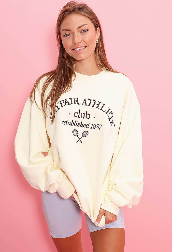 Mayfair Athletic Crewneck