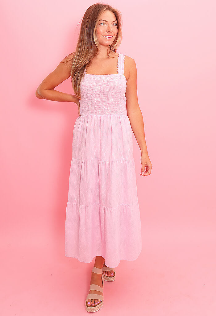 heartloom Kiera Dress-Peony