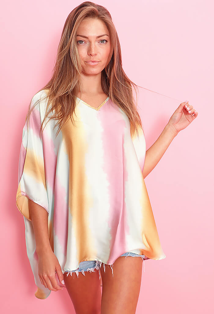 KK Bloom Theresa Tunic Top