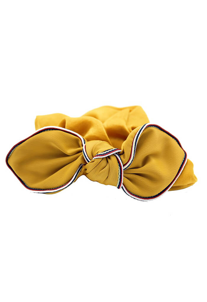 Jenni Scrunchie-Yellow