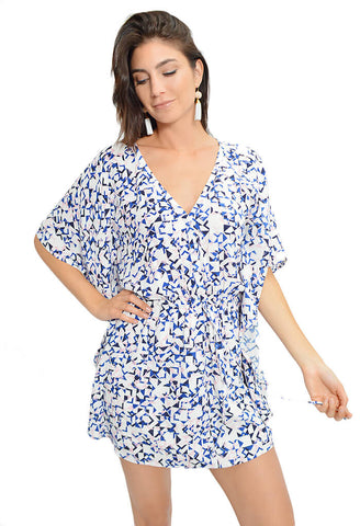LAKESIDE KAFTAN DRESS