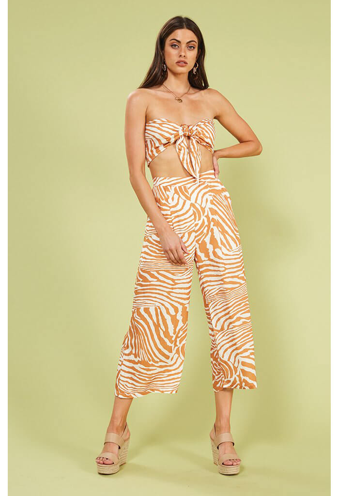 Pretty Wild Wide Leg Pants
