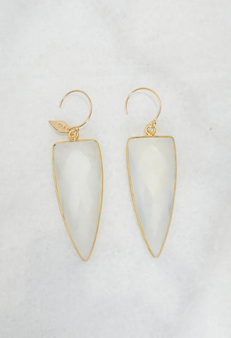 Moonstruck Earring - Opal