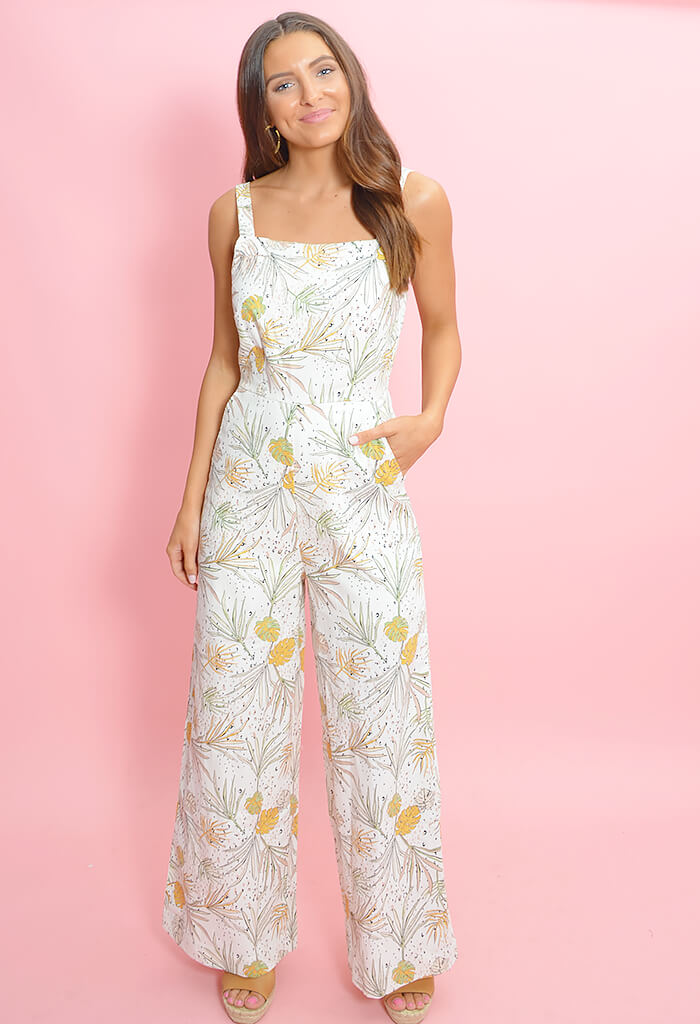 Wild Coast Jumpsuit
