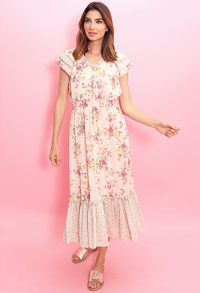KK Bloom Heidi Maxi Dress