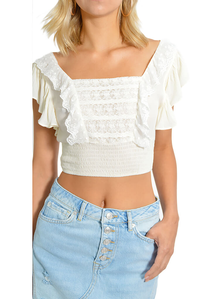 Wimberly Crop Top
