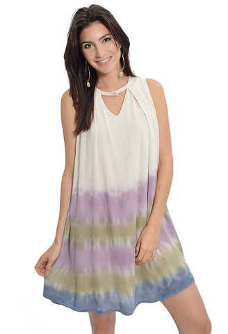 Candy Drifter Dress - Plum
