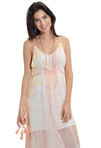 Sherbet Sunset Maxi