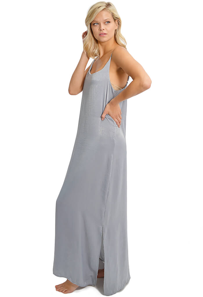 PPLA Bianca Maxi Dress - KK Bloom Boutique